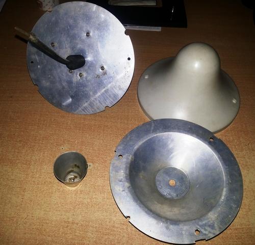 Pressed Wireless Telecom Parts