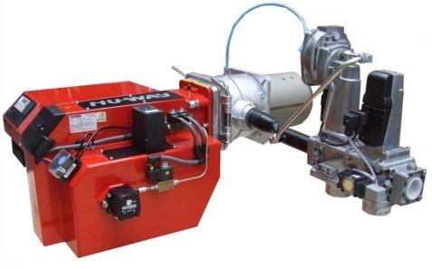 MDFL Dual Fuel Burner