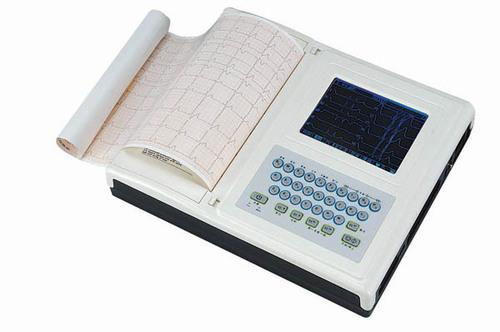 ECG Machine 12-Channel with Interpretation Model
