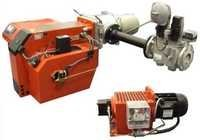 Gas Oil Dual Fuel Burner