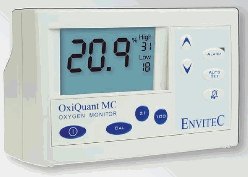 Oxygen Analyser Model Oxiquant MC