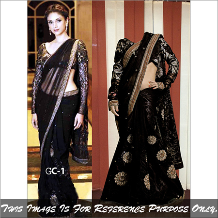Bollywood Replica Fancy Latest Stylish Saree