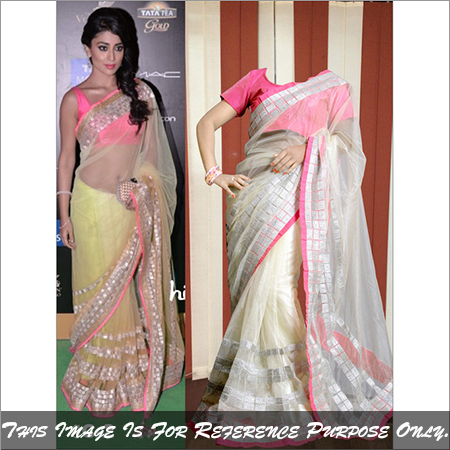 Designer Bollywood Replica Fancy Stylish Saree