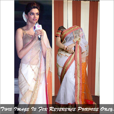 Bridal Designer Bollywood Replica Fancy Latest Stylish Saree