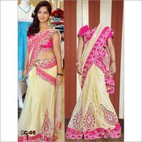 Ethnic Designer Saree Latest Stylish Bollywood Replica Fancy Saree