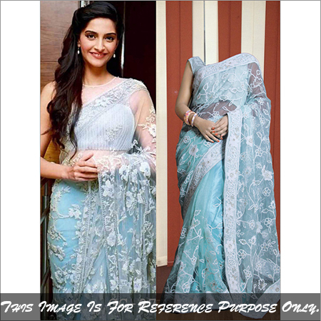 Bollywood Replica Fancy Saree Designer Exclusive Latest Stylish Sari