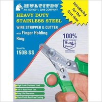 Wire Strippers & Cutters (Stainless Steel)