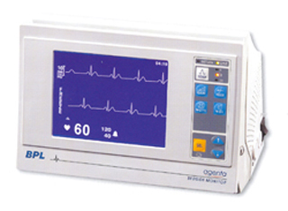 Bed Side Cardiac Monitor