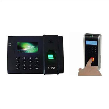 Fingerprint Time Attendance Access Control System