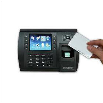 Biometric Card Attendance System