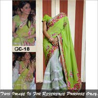 Bridal Designer Exclusive Saree Latest Stylish Fancy Bollywood Replica Sari