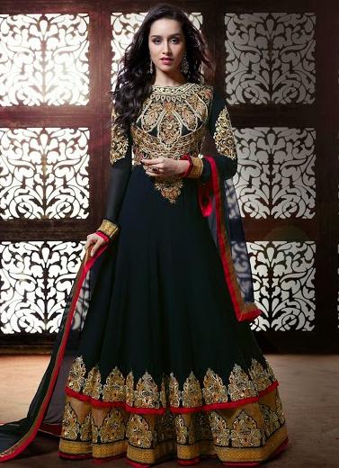 Aanarkali Designer Suits