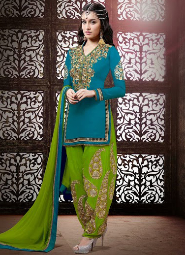 Patiyala suits