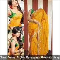 Bridal Designer Exclusive Fancy Saree Latest Bollywood Replica Sari