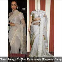 Ethnic Exclusive Bollywood Replica Saree Latest Stylish Designer Sari