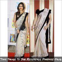 Ethnic Designer Exclusive Saree Latest Stylish Party Wear Fancy Sari