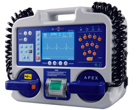 Biphasic Defibrillator Model LP-P