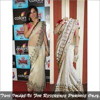 Bollywood Replica Fancy Saree Party Wear Latest Stylish Bridal Sari