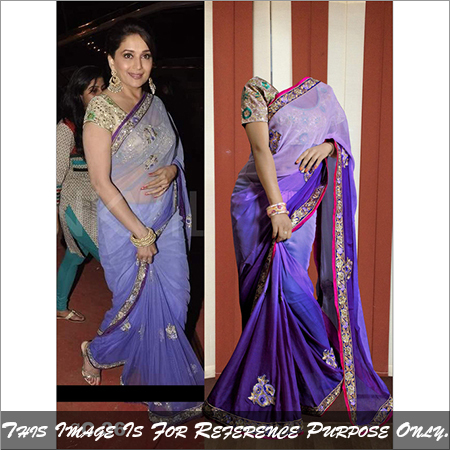 Bridal Bollywood replica Saree Fancy Latest Stylish Designer Sari