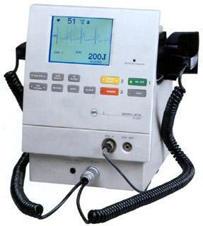 Defibrillator Monophasic Model 2509