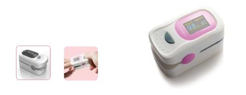 Fingertip Pulse Oximeter POX100CA