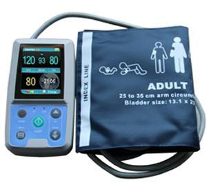 AMBULATORY BLOOD PRESSURE MONITOR MODEL ABPM50