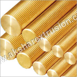 Brass Knurling Rods