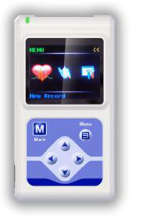 ECG-5000 12 Channel Holter  ECG Monitoring System