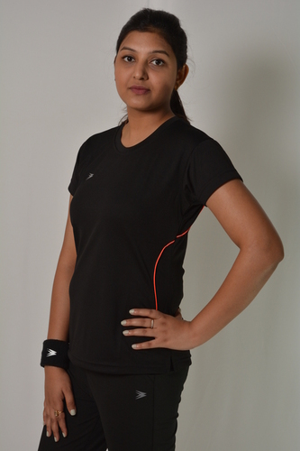 Ladies Sports Wear T-Shirts