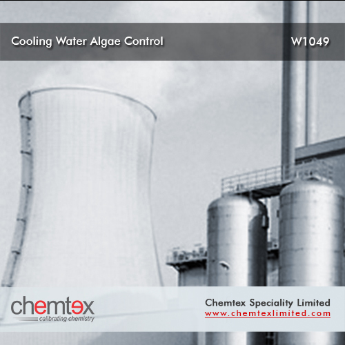 Cooling Water Algae Control