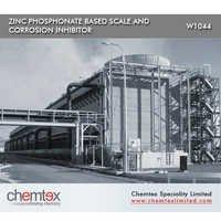 Zinc Phosphonate based Scale and Corrosion Inhibit