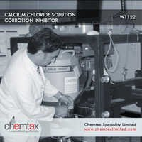 CALCIUM CHLORIDE SOLUTION CORROSION INHIBITOR