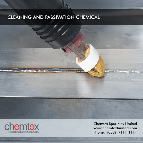 Cleaning and Passivation Chemical