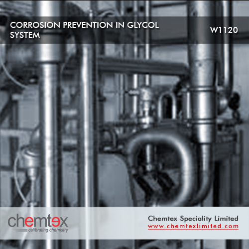 CORROSION PREVENTION IN GLYCOL SYSTEM