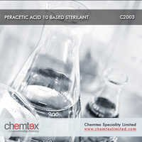 Peracetic Acid 10 based sterilant