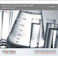 Peracetic Acid 15 based Dairy Disinfectant