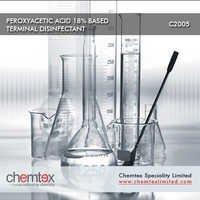 Peroxyacetic Acid 18 based terminal disinfectant