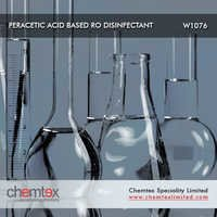 Peracetic Acid based RO Disinfectant