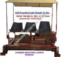 Self Propelled Light Weight Trolley