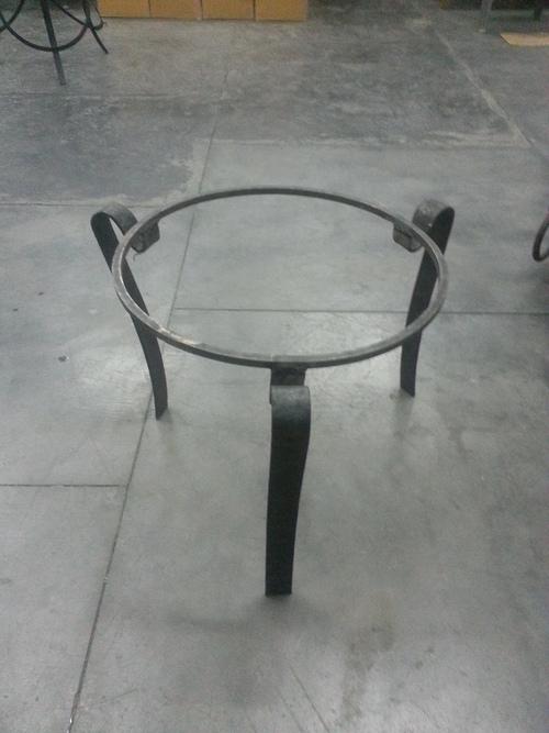 Three Legs Iron Stand