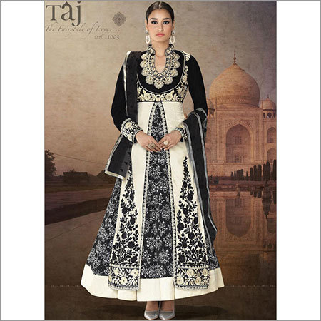 Anarkali Cotton Suits