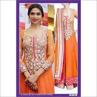 Bollywood Replica Designer Anarkali Suit Santool Deepika