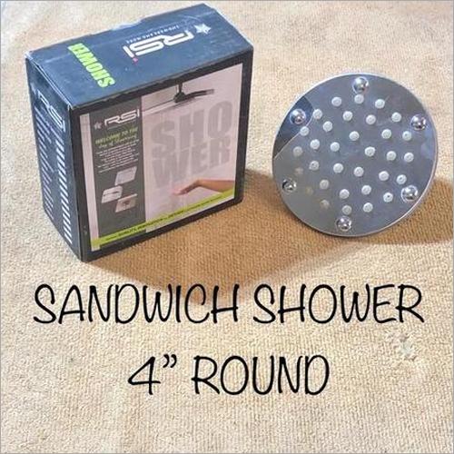 Round Sandwich Shower