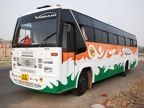 Semi Luxury Bus