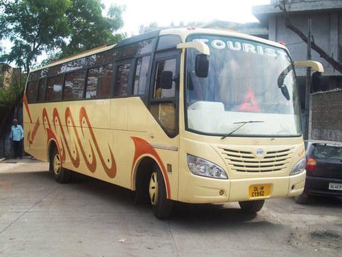 Semi Deluxe Bus Coach