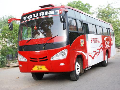Non AC Semi Luxury Bus
