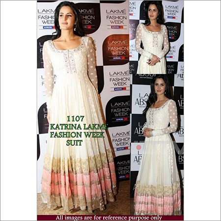 Bollywood Replica Designer Stylish katreena Lakme Suit
