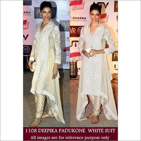 Bollywood replica Deepika Fancy Stylish Nett Suit