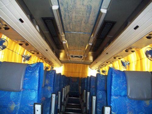 Luxury AC Bus