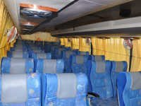 Guru XL 2012 Bus Interior
